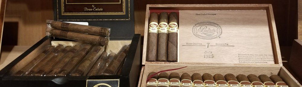 Drew Estate Java and Padron 1926 Cigars