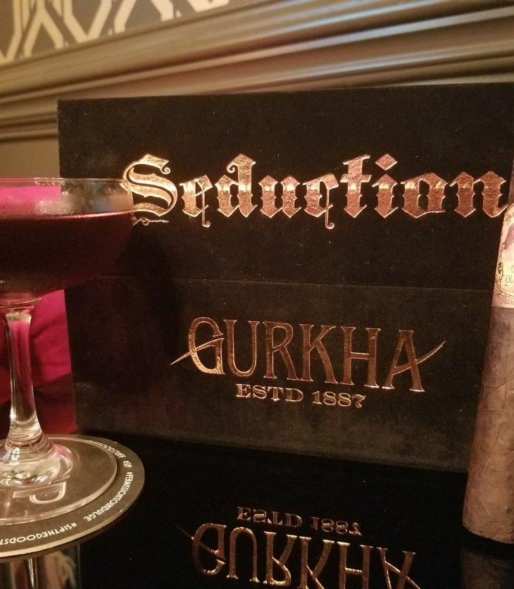 Phantom Manhattan and Gurkha Seduction